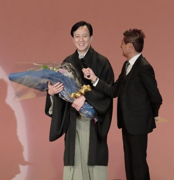 第39回松尾芸能賞_贈呈_坂東玉三郎様9