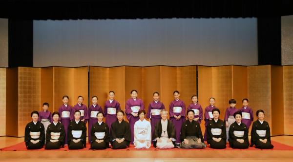 8月11日 第二回松尾塾伝統芸能公演 終了いたしました
