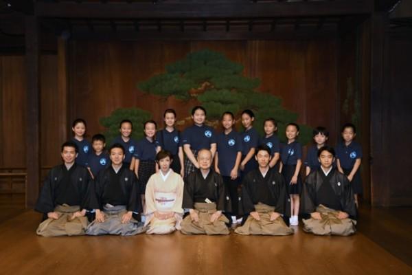 8月2日 第二回松尾塾伝統芸能公演 狂言公演は終了いたしました