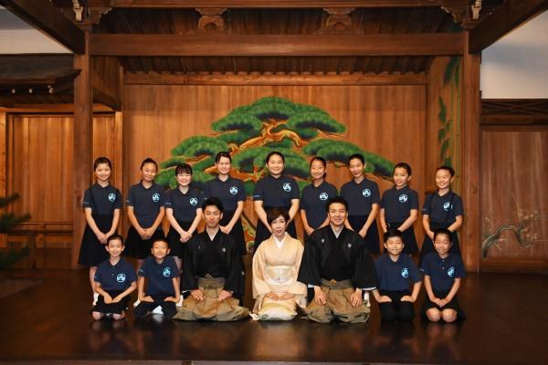6月30日 第三回松尾塾伝統芸能公演 狂言公演は終了いたしました